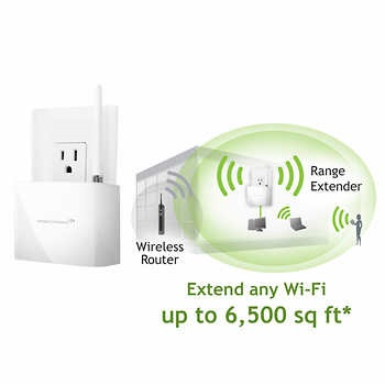 how to update firmware on amped wireless wifi extender